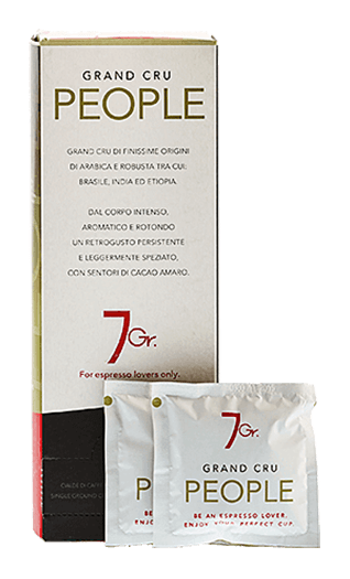 7Gr. Kaffee People Grand Cru 24 Pads