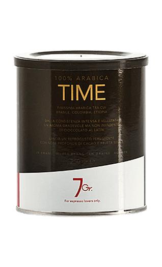7Gr. Kaffee Time 100% Arabica Bohnen 250g Dose