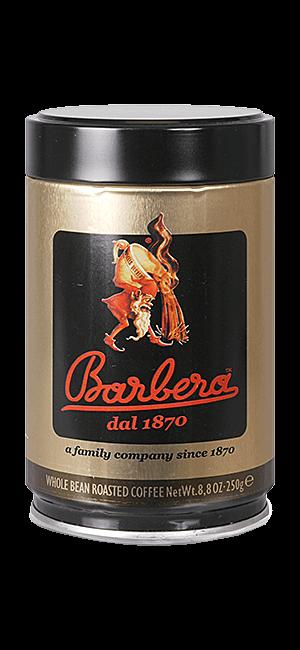 Barbera Classica 250g Bohnen Dose