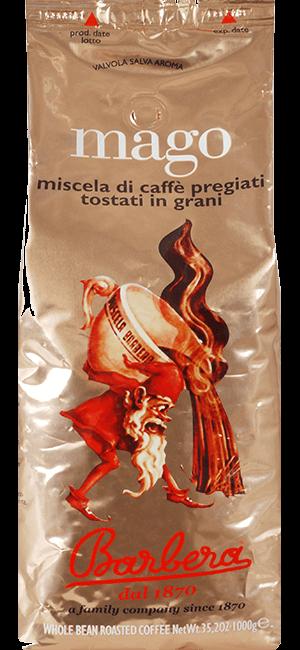 Barbera Mago Bohnen 1kg