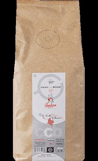 Barbera Kaffee CCB BIO Bohnen 1kg