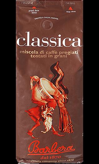 Barbera Espresso Classica Bohnen 1kg