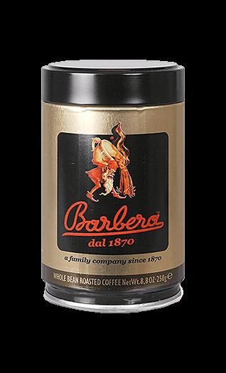 Barbera Kaffee Classica Bohnen 250g Dose