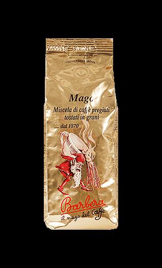 Barbera Espresso Mago Bohnen 250g