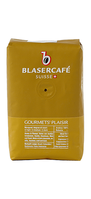 Blaser Cafe Gourmets Plaisir 250g Bohnen
