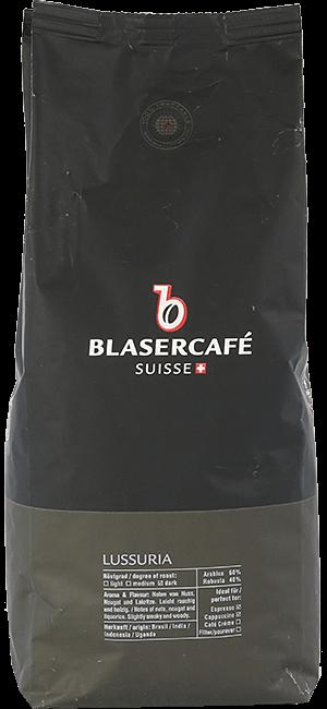 Blaser Cafe Lussuria 1kg Bohnen