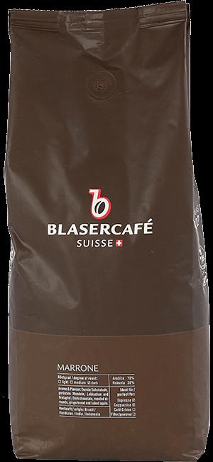 Blaser Cafe Marrone Bohnen 1kg
