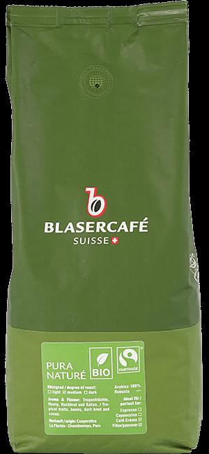 Blaser Cafe Pura Vida Bio Fairtrade 1kg Bohnen