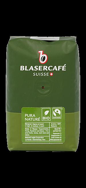 Blaser Cafe Pura Vida Bio Fairtrade 250g Bohnen