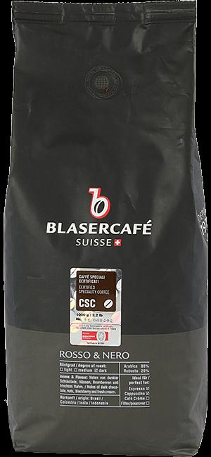 Blaser Cafe Rosso e Nero CSC 1kg Bohnen