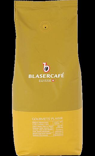 Blasercafe Gourmet's Plaisir 1000g Bohnen