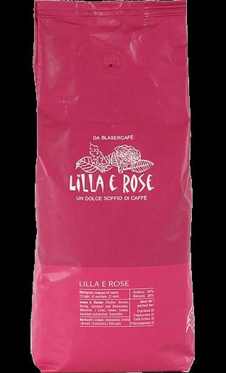 Blaser Kaffee Lilla e Rose Bohnen 1kg