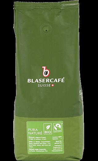 Blasercafe Pura Vida Bio Fairtrade 1000g Bohnen