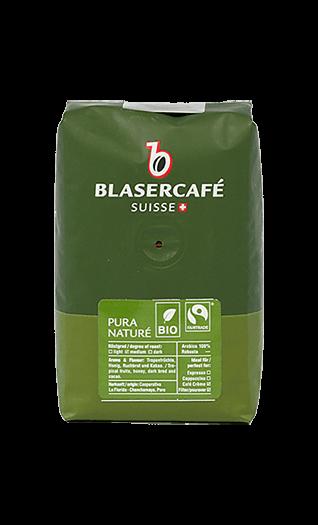 Blaser Kaffee Pura Vida Bio Fairtrade Bohnen 250g
