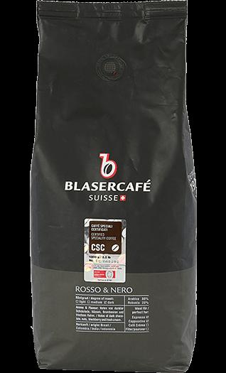 Blaser Espresso Rosso e Nero CSC Bohnen 1kg