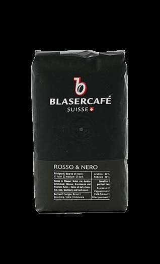Blaser Cafe Rosso e Nero CSC Bohnen 250g
