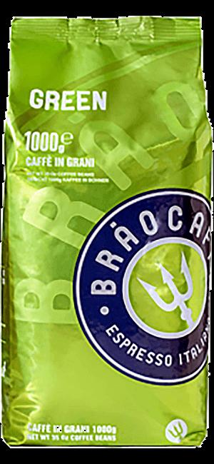 Brao Green 1kg Bohnen