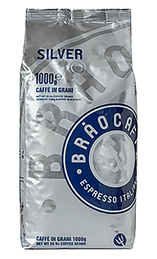 Brao Silver Bohnen 1kg