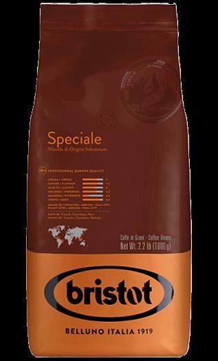 Bristot Caffe Speciale Bohnen 1kg