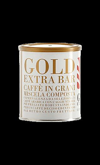 Caffe del Faro Espresso Gold Extra Bar Bohnen 250g Dose