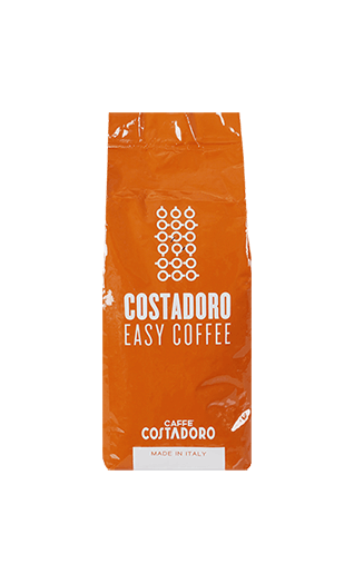 Costadoro Kaffee Espresso Orange Coffee Bohnen 250g