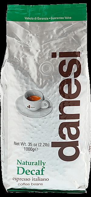 Danesi Decaffeinato Bohnen 1kg