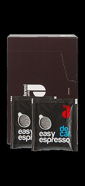 Danesi Easy Espresso Decaffeinato E.S.E. Pads 150 Stück