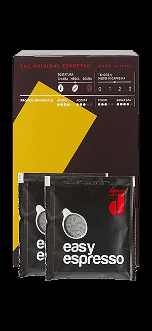 Danesi Easy Espresso Oro E.S.E. Pads 150 Stück