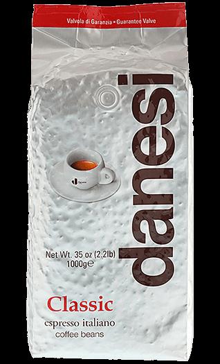 Danesi Kaffee Classic Bohnen 1kg
