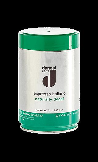 Danesi Kaffee Decaffeinato  gemahlen 250g Dose