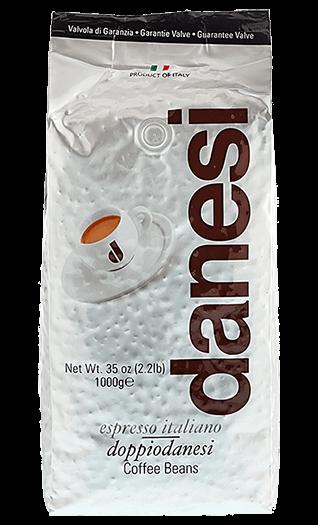 Danesi Kaffee Espresso Doppio 1000g Bohnen