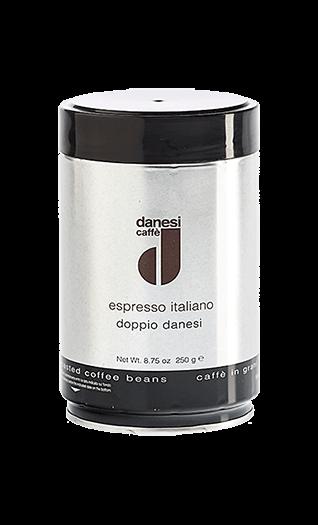 Danesi Caffe Doppio 250g Bohnen Dose