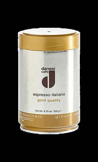Danesi Caffe ORO 250g gemahlen Dose