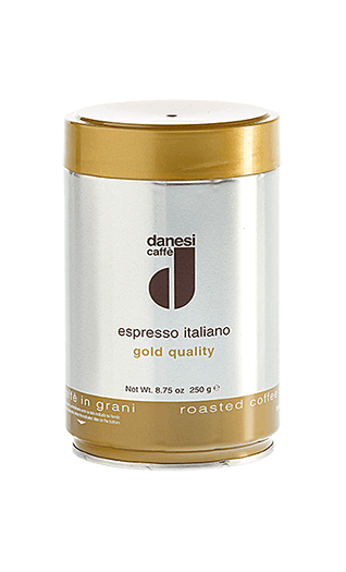 Danesi Espresso Oro Bohnen 250g Dose