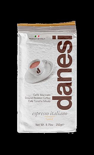 Danesi Espresso Oro gemahlen 250g