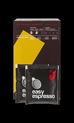 Danesi Espresso Easy Espresso Oro Pads 150 Stück