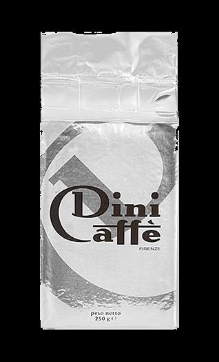 Dini Caffe Kaffee Argento Puro gemahlen 250g