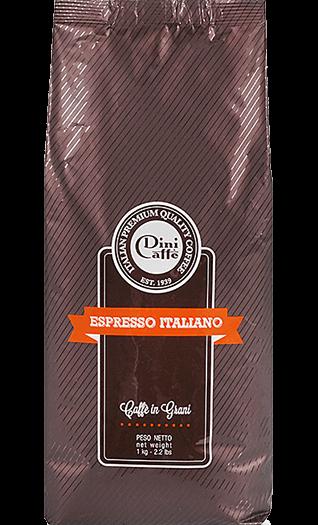 Dini Caffe Espresso MokaBar Bohnen 1kg