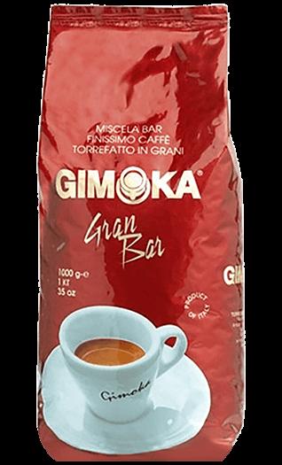 Gimoka Espresso Gran Bar Bohnen 1kg