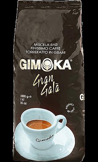 Gimoka Kaffee Gran Gala Bohnen 1kg
