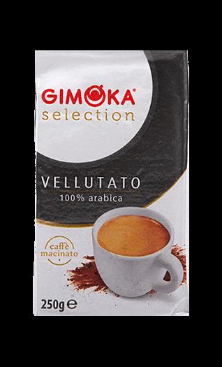 Gimoka Espresso Vellutato gemahlen 250g