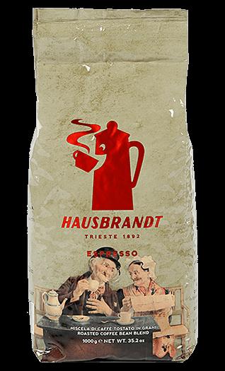 Hausbrandt Kaffee Nonnetti 1000g Bohnen