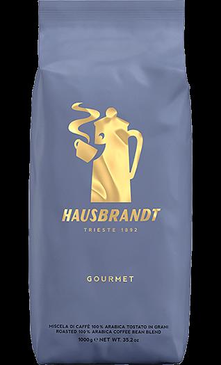 Hausbrandt Kaffee Gourmet 1000g Bohnen