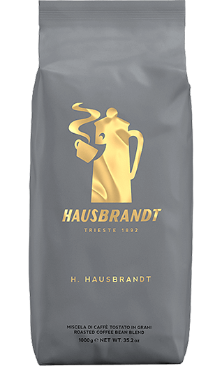 Hausbrandt Kaffee Espresso H. Hausbrandt Bohnen 1kg