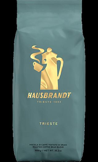 Hausbrandt Kaffee Espresso Trieste Bohnen 1kg