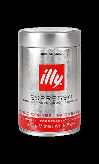 Illy Espresso N gemahlen 250g Dose
