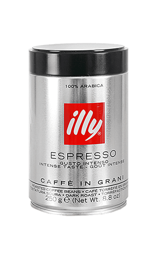 Illy Caffe S Bohnen 250g Dose