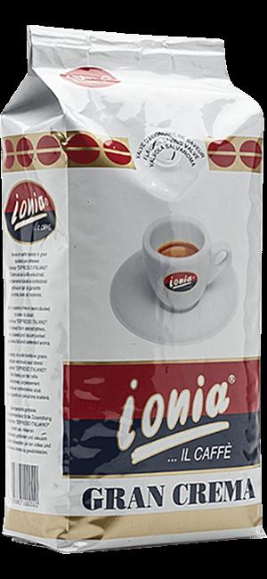 Ionia Gran Crema 1kg Bohnen