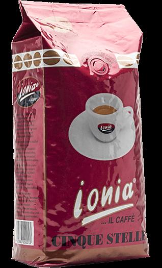 Ionia Cinque Stelle 1kg Bohnen