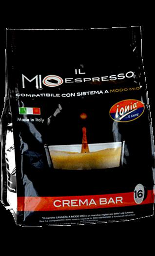 Ionia Mio Espresso Crema Bar Kapseln 16 Stück